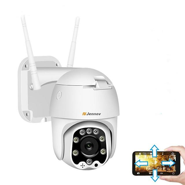 jennov wireless hd 1080p 2mp wifi camera audio camhi p2p outdoor ip camera home security waterproof night vision surveillance