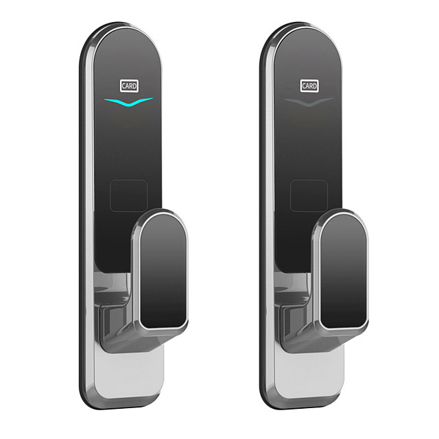 Hotel Door Lock Sensor Swipe Card Anti-theft Electronic Smart Lock Hotel Apartment Hotel Lock