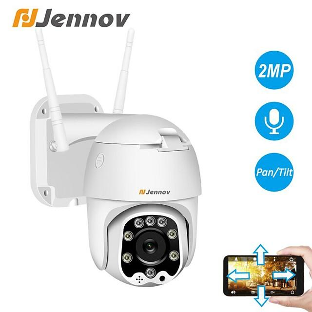 1080p hd dome camera ip camera ptz camera wifi security waterproof ir night 79 lights outdoor surveillance camera