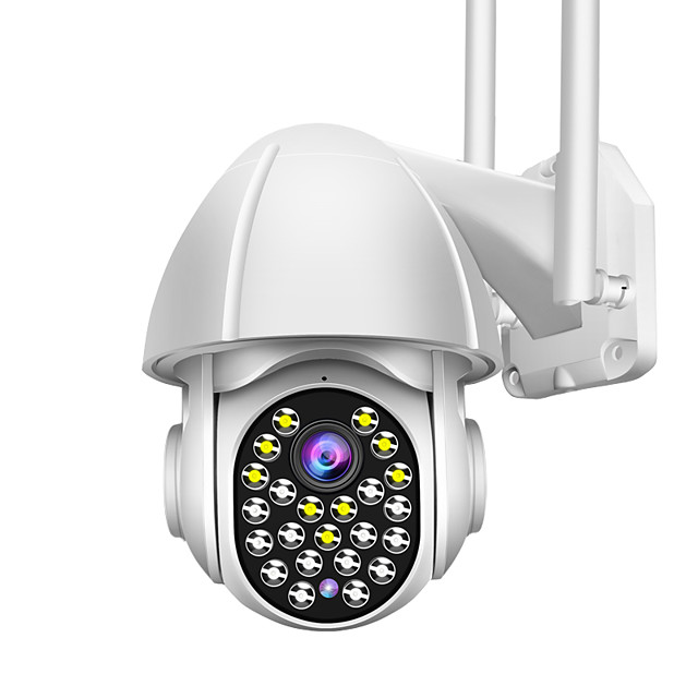 outdoor wifi security camera 1080p cctv ip waterproof camera with night vision function motion detection 360 rotation camera