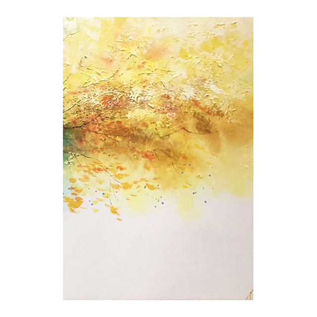 IARTS Hand Painted abstract Oil Painting with Stretched Frame For Home Decoration
