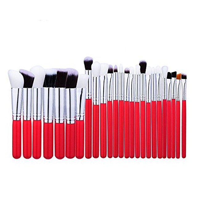 juego de brochas de maquillaje juego de brochas de maquillaje profesional herramientas de maquillaje kit de artículos de tocador cepillo cosmético cepillo de ojos juego de brochas de maquillaje