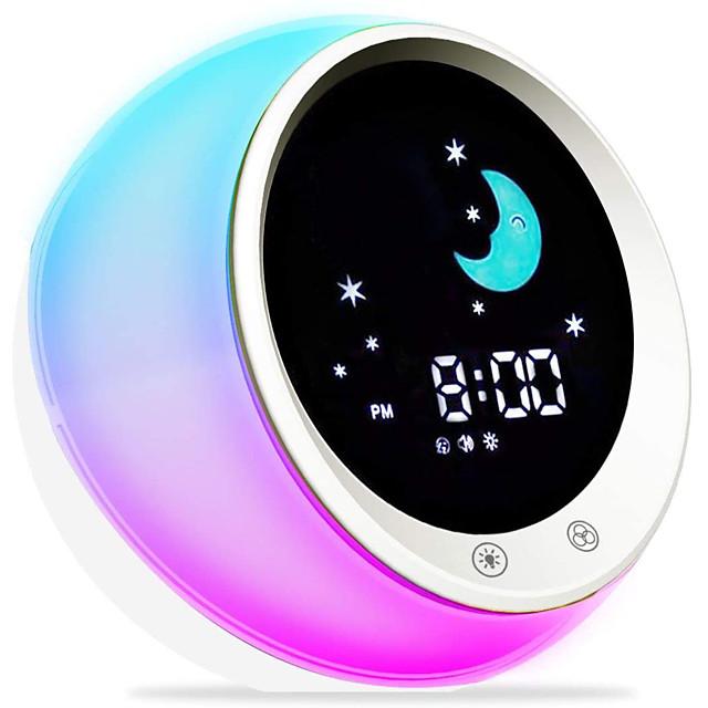 SG-1 Clock Radios Alarm Clock Rechargeable