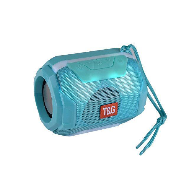 T&G TG162 Outdoor Speaker Wireless Bluetooth Portable Speaker For PC Laptop Mobile Phone