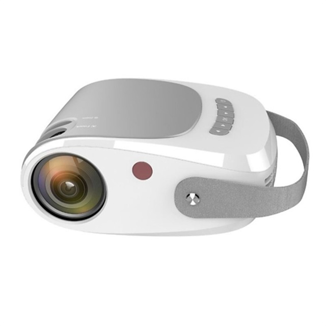H5 HD Projector 4000 Lumens Android WIFI Bluetooth Beamer Support 1080p HDMI-compatible USB VGA AV