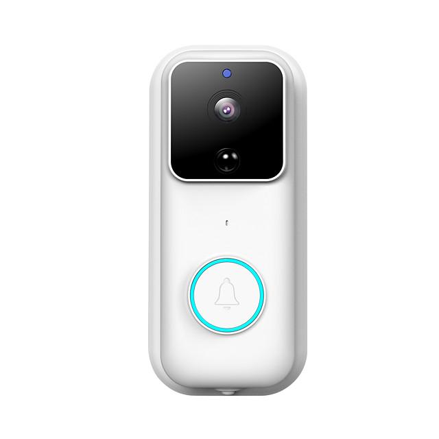 trådløs ingen skærm (output via app) håndfri 1280 * 720 pixel en til tre videodørtelefoner