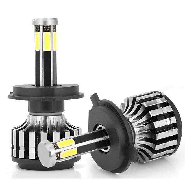fornecimento direto da fábrica de faróis de led de carro transfronteiriços faróis de carro de LED de alto brilho de seis lados de 360 graus luminosos