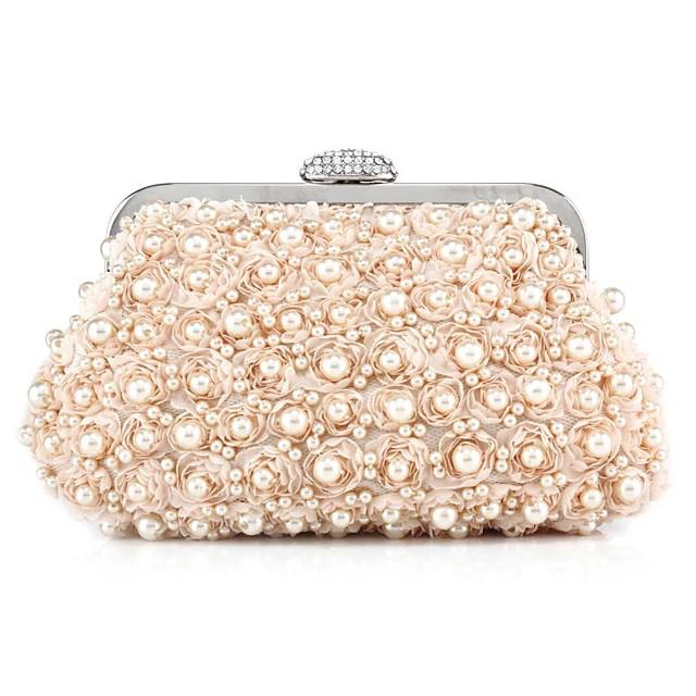 caiyue g162 ladies dinner bag, flower beaded lock ladies handbag, new girls messenger bag wholesale