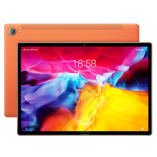 manufacturer 4k screen tablet computer 10.8 inch face recognition foreign trade english 4g learning machine ordering two-in-one
