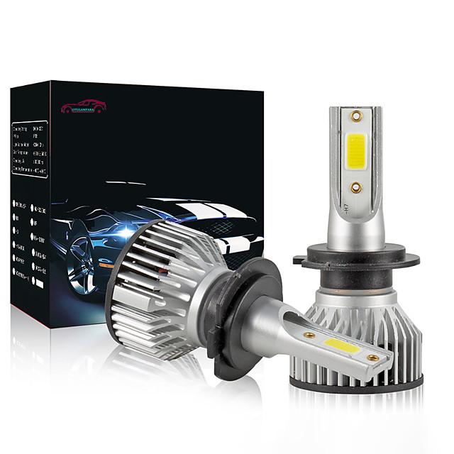 OTOLAMPARA OEM Car Factory Halogen Power 35W LED Headlight Kit H1 H4 H7 H8 H13 9004 9005 9006 9007 Ultra White Color Lightness 2pcs