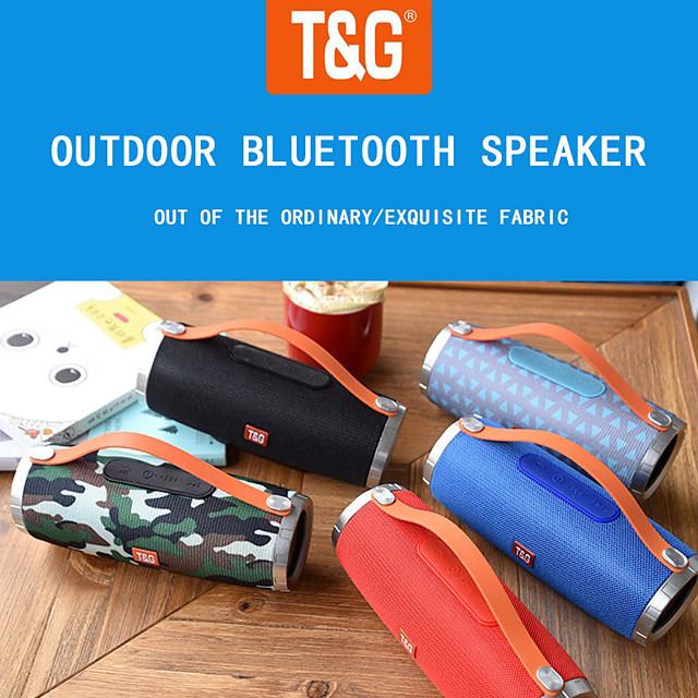 T&G TG109 Outdoor Speaker Wireless Bluetooth Portable Speaker For PC Laptop Mobile Phone
