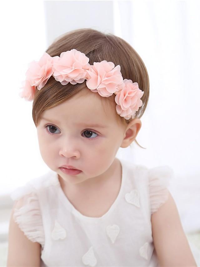 Bambino (1-4 anni) Da ragazza Attivo Fantasia floreale ...