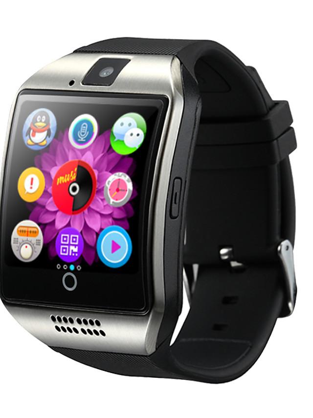 Men's Sport Watch Smartwatch Digital Watch Digital Casual Bluetooth Digital White Black Gold / Silicone / Calendar / date / day / Chronograph / LCD / Tachymeter