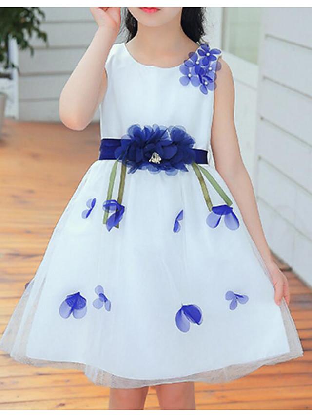 Kinder Baby Mädchen Aktiv Süß Blumen Spitze Schleife ...