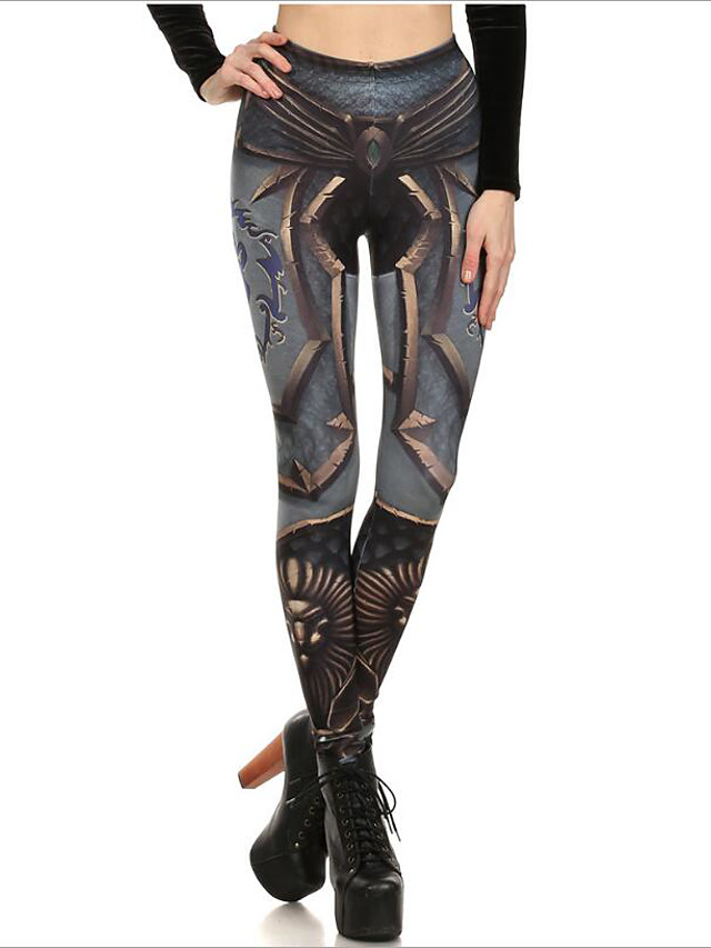 Mujer Deportivo Pantalones de Deporte Pantalones - Patrón ...