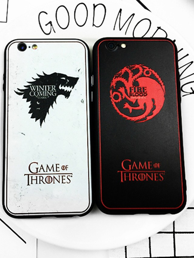 Game of Thrones Case For Apple iPhone X / iPhone 8 Plus Water ...