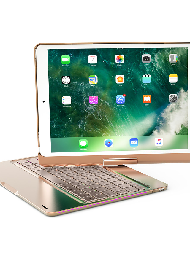 Bluetooth Mechanical Keyboard / Office Keyboard Rechargeable / Covers / Slim For iOS Bluetooth3.0