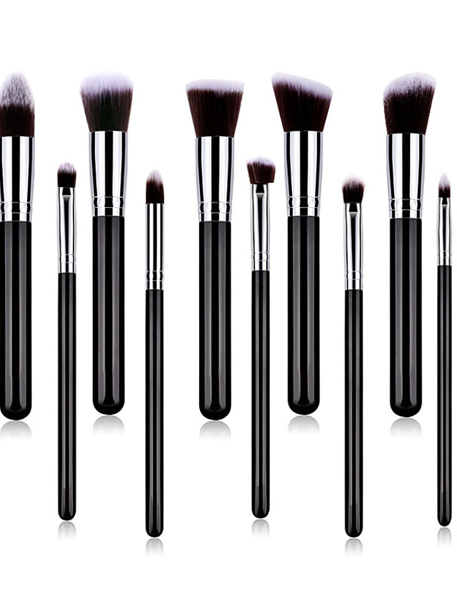 Professional Makeup Brushes 14pcs Eco-friendly Professional Soft Full Coverage Comfy Wooden / Bamboo for Makeup Set Eyeshadow Kit Makeup Tools Blemish Tools Makeup Brushes Eyebrow Shaping Knife