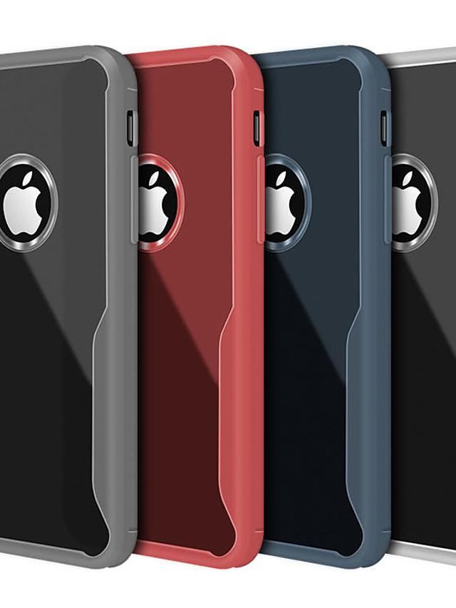 Case For Nokia Nokia 6.1 Plus / Nokia X6 Shockproof / Ultra-thin / Transparent Back Cover Transparent Soft TPU / Silicone