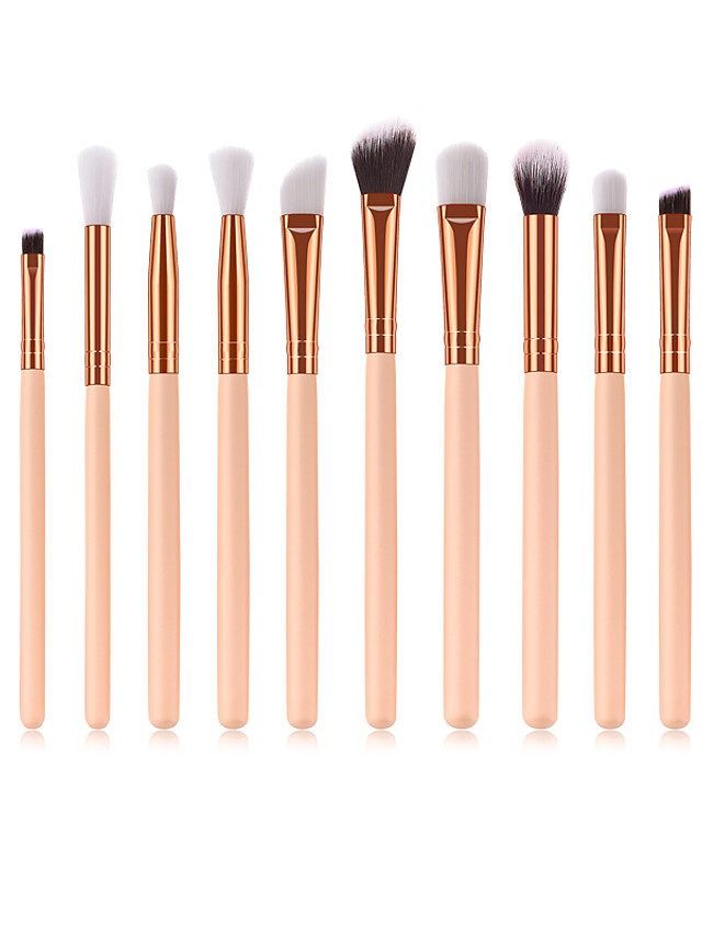 Professional Makeup Brushes 12pcs Professional Soft Full Coverage Lovely Wooden / Bamboo for Makeup Set Eyeshadow Kit Makeup Tools Makeup Brushes Makeup Brush Eyebrow Brush Eyeshadow Brush