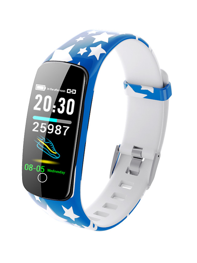 V8pus Unisex Smart Wristbands Bluetooth Heart Rate Monitor Blood Pressure Measurement Calories Burned FM Radio Anti-lost Pedometer Call Reminder Sleep Tracker Sedentary Reminder Alarm Clock