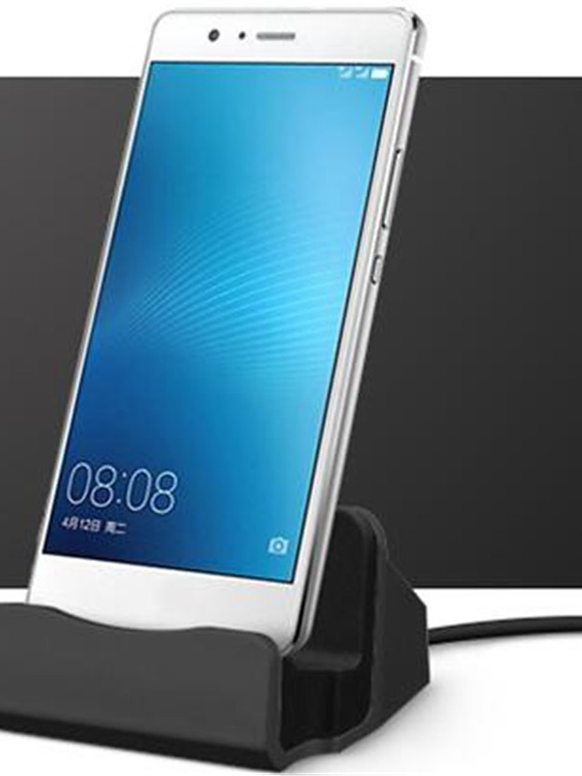 USB Cable Data Phone Charger Dock Usb Charging Station For Samsung S10  Android Micro