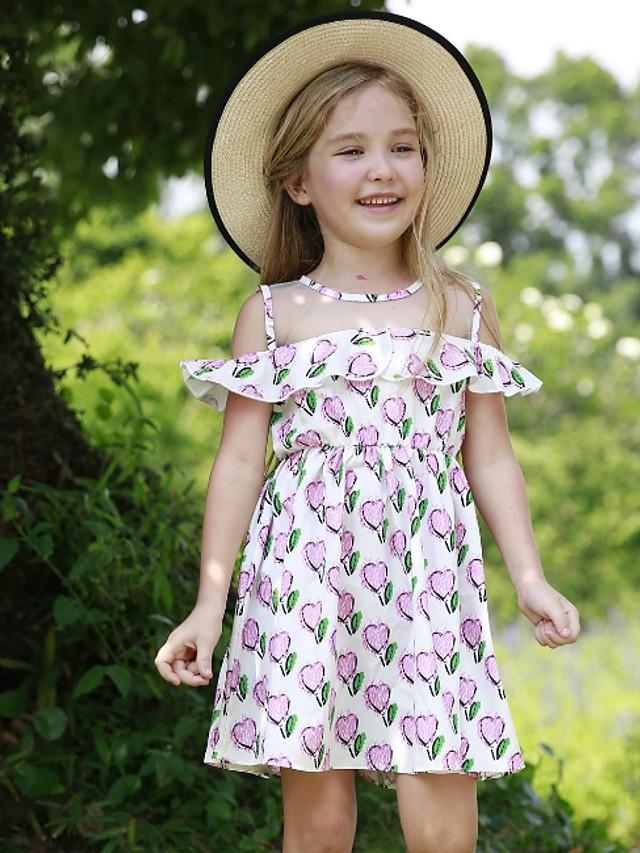 Kids Girls' Fruit Dress Blushing Pink