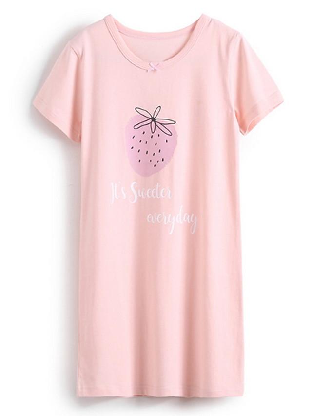 Kids Girls' Fruit Dress Purple