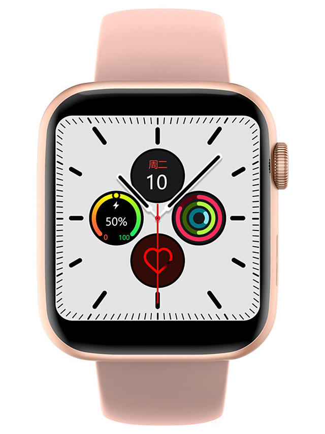 W35 Unisex Smart Wristbands Android iOS Bluetooth Touch Screen Heart Rate Monitor Blood Pressure Measurement Calories Burned Anti-lost ECG+PPG Stopwatch Pedometer Call Reminder Sleep Tracker