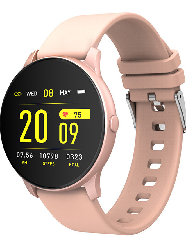 KOSPET Magic Unisex Smartwatch Android iOS Bluetooth Waterproof Touch Screen Heart Rate Monitor Blood Pressure Measurement Calories Burned ECG+PPG Timer Pedometer Sleep Tracker Sedentary Reminder