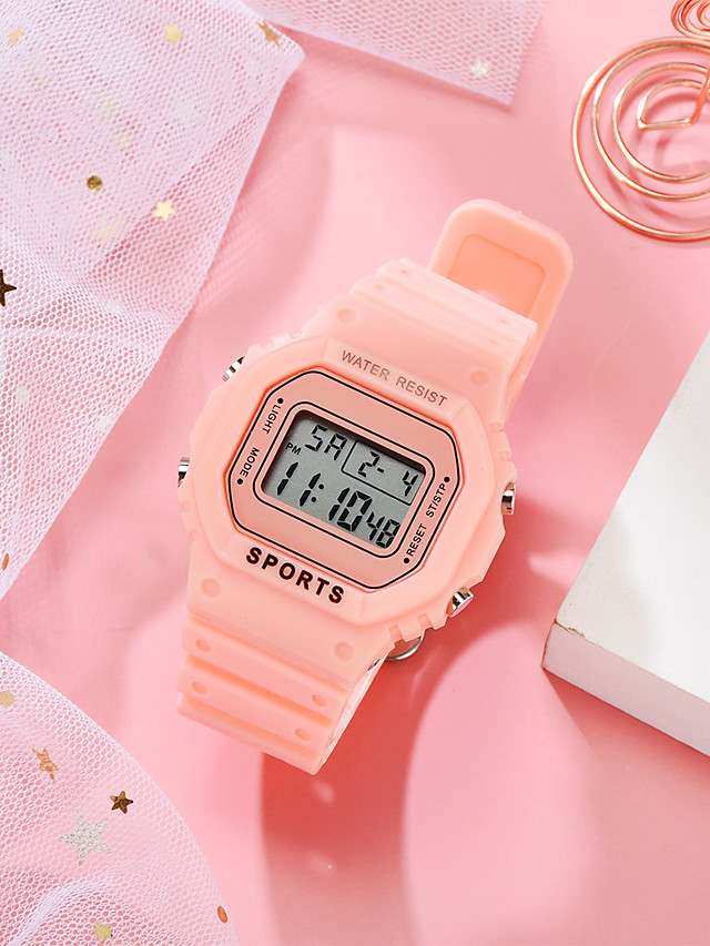 Women's Quartz Watches Quartz Stylish Fashion Casual Watch Silicone Black / White Analog - White Black Red One Year Battery Life