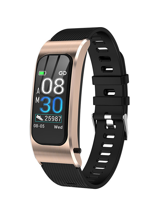 R21 Unisex Smartwatch Smart Wristbands Android iOS Bluetooth Waterproof Hands-Free Calls Exercise Record Health Care Information Pedometer Call Reminder Activity Tracker Sleep Tracker Sedentary