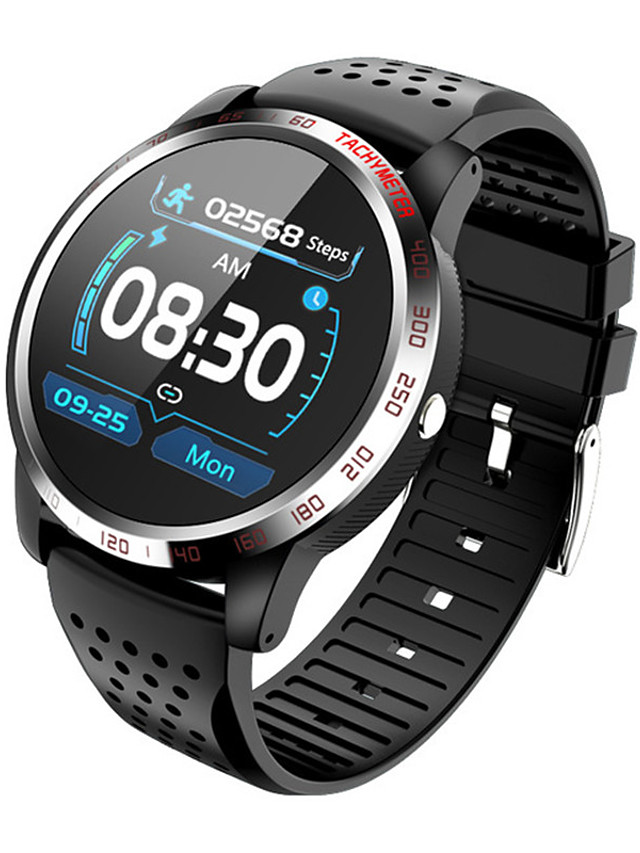 W3 Unisex Smartwatch Android iOS Bluetooth Waterproof Long Standby Health Care Information Camera Control ECG+PPG Call Reminder Sleep Tracker Sedentary Reminder Community Share
