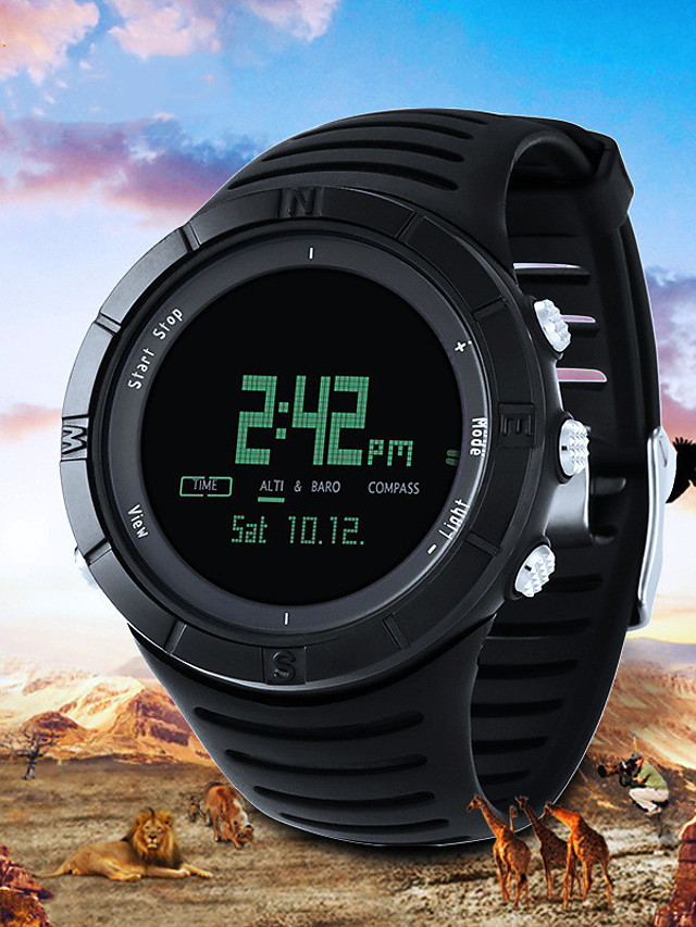 Spovan SPV807 Unisex Smartwatch Android iOS Bluetooth Waterproof Heart Rate Monitor Blood Pressure Measurement Calories Burned Health Care ECG+PPG Timer Pedometer Activity Tracker Sedentary Reminder