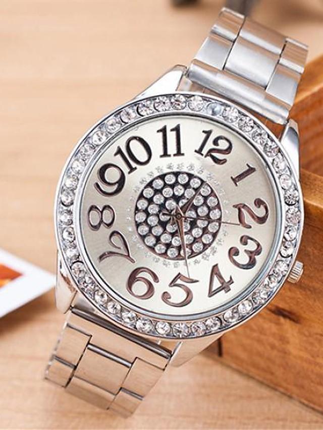 Women's Quartz Watches Quartz Stylish Fashion Casual Watch Silver Analog - Rose Gold Gold Silver One Year Battery Life