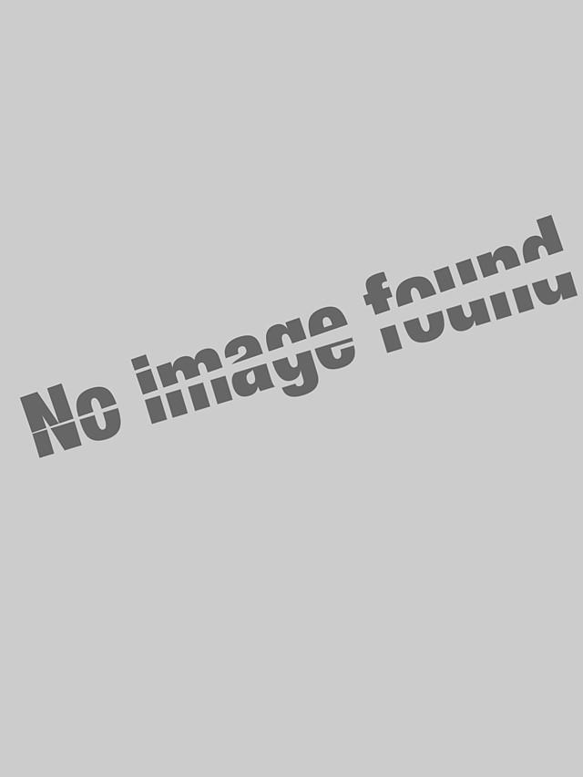 Hombre Camiseta de golf Camiseta de tenis A Rayas Manga Corta Deporte Tops Casual / Diario Ocasional / deportivo Cuello Camisero Blanco Rojo Azul Marino