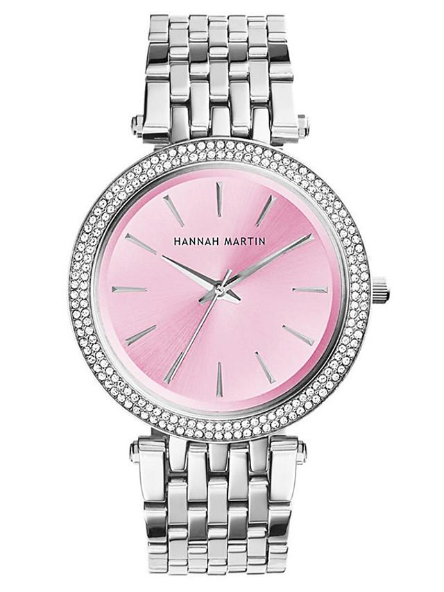 Women's Quartz Watches Quartz Stylish Fashion Casual Watch Analog Rose Gold Blushing Pink Gold / One Year / Stainless Steel / One Year