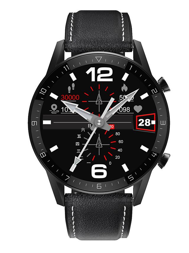 696 DT92 Unisex Smartwatch Smart Wristbands Bluetooth Blood Pressure Measurement Hands-Free Calls Health Care Information Message Control Stopwatch Call Reminder Activity Tracker Sleep Tracker