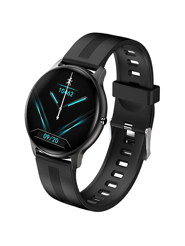 LW11 Unisex Smartwatch Bluetooth Heart Rate Monitor Blood Pressure Measurement Calories Burned Health Care Information Pedometer Call Reminder Activity Tracker Sleep Tracker Sedentary Reminder