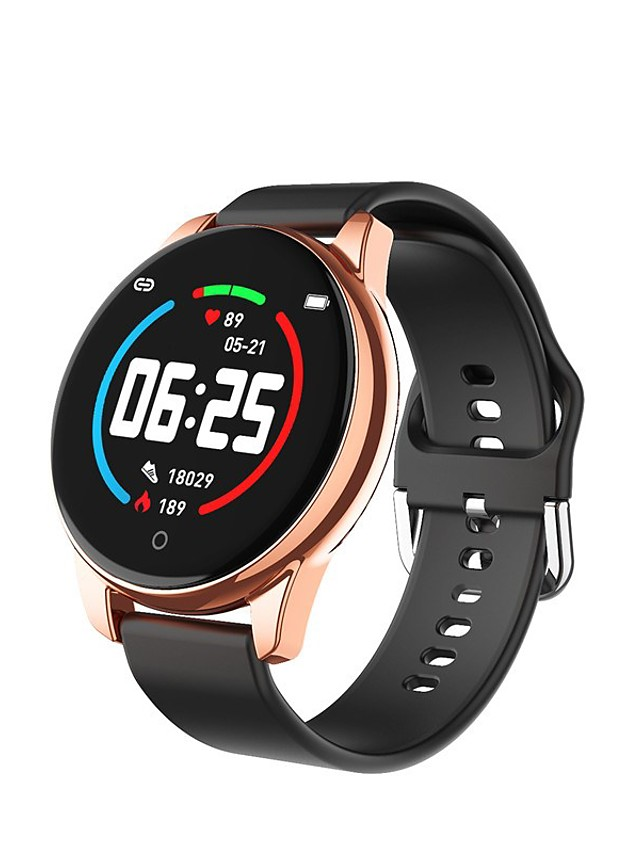 Watch4 Unisex Smartwatch Bluetooth Heart Rate Monitor Blood Pressure Measurement Sports Calories Burned Health Care Pedometer Call Reminder Sleep Tracker Sedentary Reminder Alarm Clock