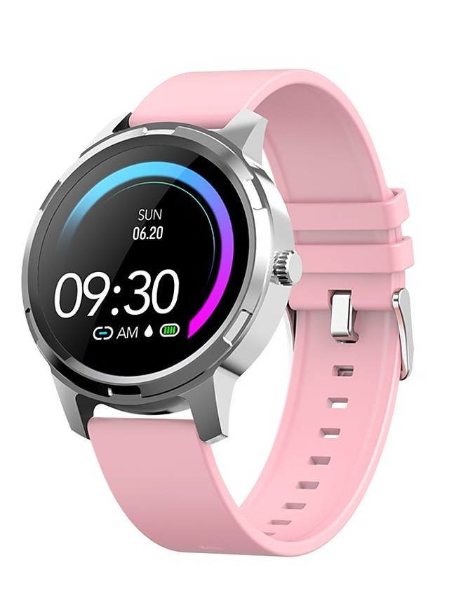 X20 Unisex Smartwatch Bluetooth Heart Rate Monitor Blood Pressure Measurement Calories Burned Health Care Female Physiological Cycle Pedometer Call Reminder Activity Tracker Sleep Tracker Sedentary
