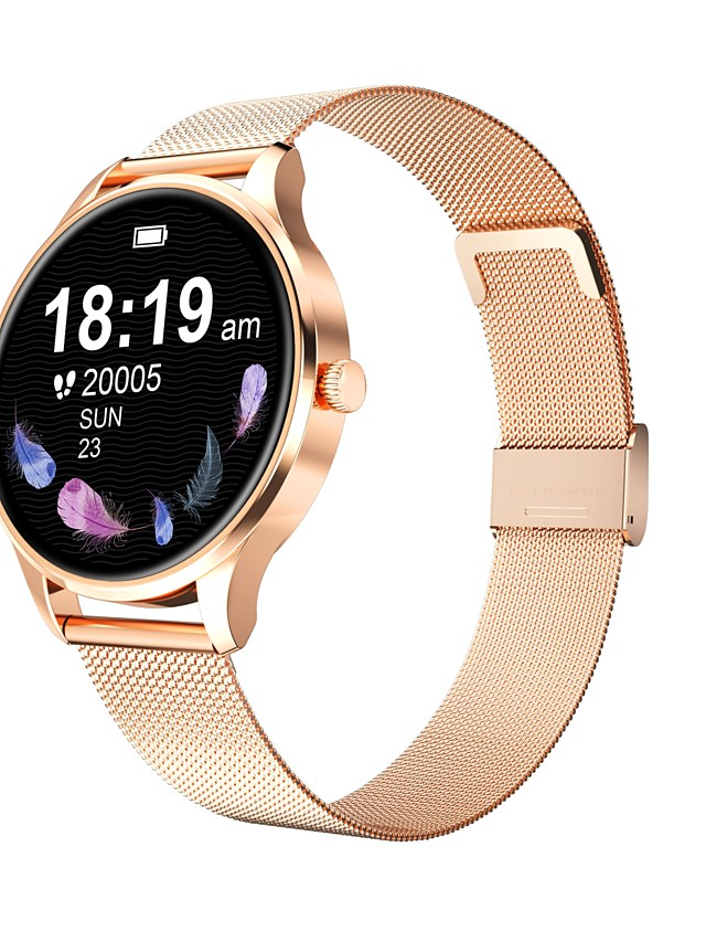 696 LTG3 Women's Smart Wristbands Bluetooth Heart Rate Monitor Information Message Control Female Physiological Cycle Pedometer Sleep Tracker Find My Device