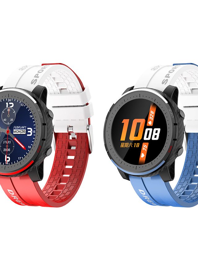 696 LV69 Unisex Smartwatch Smart Wristbands Bluetooth Heart Rate Monitor Blood Pressure Measurement Sports Hands-Free Calls Camera Control Activity Tracker Sleep Tracker Sedentary Reminder Community