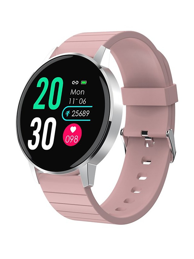 T4Pro Unisex Smartwatch Bluetooth Heart Rate Monitor Blood Pressure Measurement Sports Calories Burned Health Care Pedometer Call Reminder Activity Tracker Sleep Tracker Find My Device