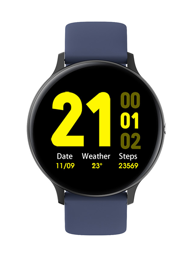 696 SB-I11 Unisex Smartwatch Smart Wristbands Bluetooth Heart Rate Monitor Sports Calories Burned Hands-Free Calls Information Pedometer Call Reminder Sleep Tracker Sedentary Reminder