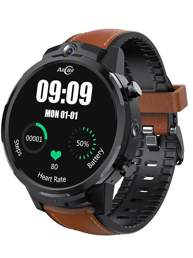 696 GT2 Unisex Smartwatch Smart Wristbands WIFI Bluetooth Blood Pressure Measurement Hands-Free Calls Games Video Information Stopwatch Pedometer Activity Tracker Sleep Tracker Sedentary Reminder