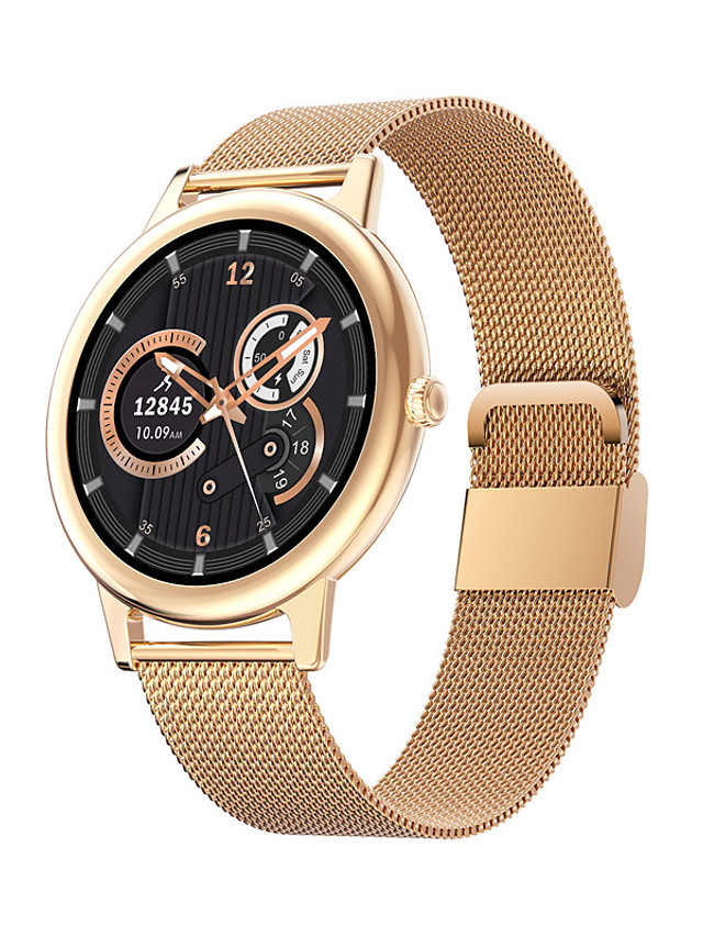 E10 Unisex Smartwatch Bluetooth Heart Rate Monitor Blood Pressure Measurement Calories Burned Health Care Information Stopwatch Pedometer Call Reminder Activity Tracker Sleep Tracker