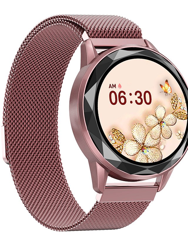 696 HDT7 Women's Smart Wristbands Bluetooth Heart Rate Monitor Blood Pressure Measurement Sports Health Care Information Activity Tracker Find My Device Exercise Reminder
