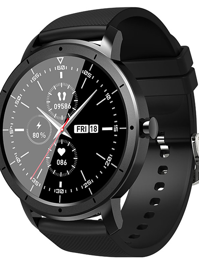 HW21 Unisex Smartwatch Bluetooth Heart Rate Monitor Blood Pressure Measurement Calories Burned Long Standby Media Control Stopwatch Pedometer Call Reminder Activity Tracker Sleep Tracker