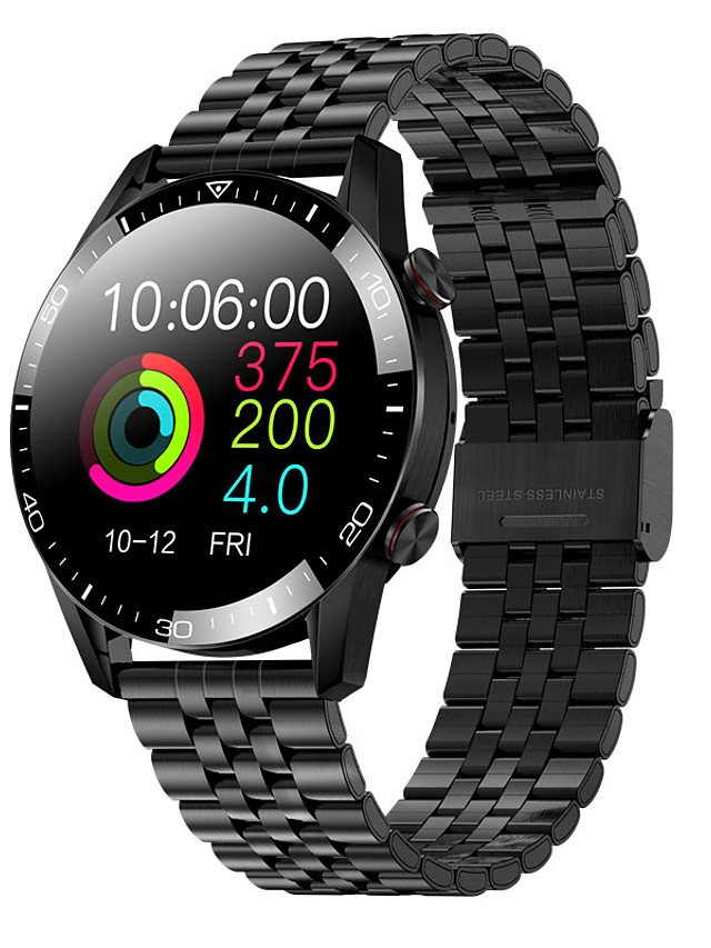 TK28 Unisex Smartwatch Bluetooth Heart Rate Monitor Blood Pressure Measurement Calories Burned Media Control Health Care Stopwatch Pedometer Call Reminder Activity Tracker Sleep Tracker